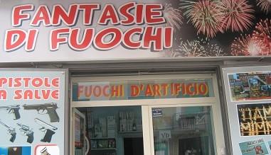 Fantasie di Fuochi Napoli